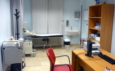 Situación de la clínica
