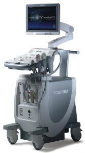 Ecógrafo Toshiba Nemio